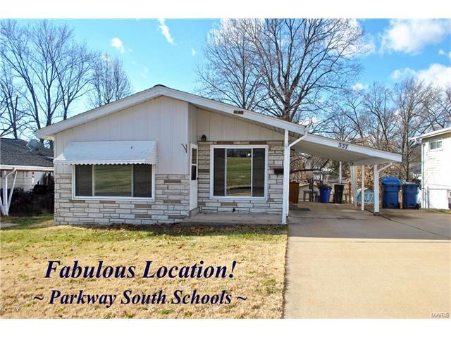 337 Sulphur Spring Road, Manchester, MO 63021 (#17094368) :: Clarity Street Realty