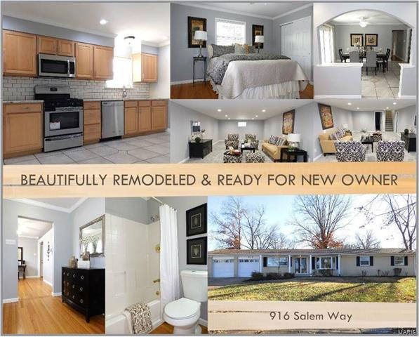 Ellisville, MO 63021 :: The Becky O'Neill Power Home Selling Team