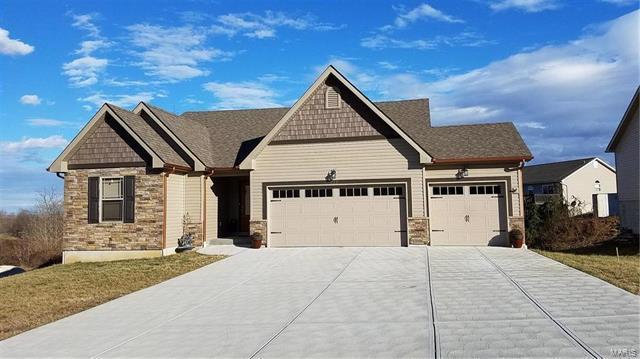 109 Shelburne Court, Hillsboro, MO 63050 (#17094752) :: Sue Martin Team