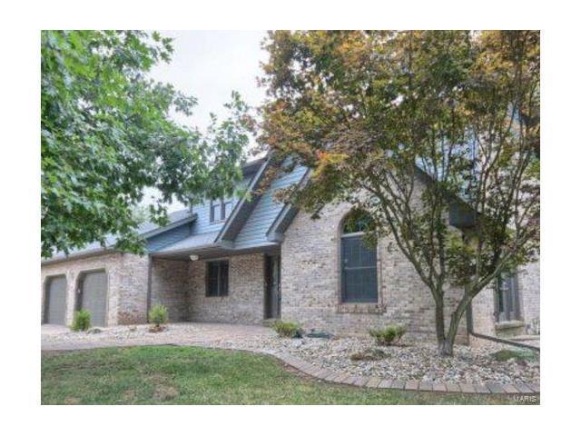 7 Tall Oaks Drive, Troy, IL 62294 (#17094819) :: Clarity Street Realty