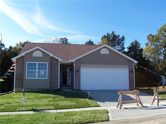 27475 Forest Ridge Court, Warrenton, MO 63383 (#17094975) :: Clarity Street Realty
