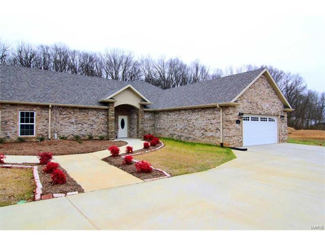 2921 Shadow Wood, Cape Girardeau, MO 63701 (#17095195) :: Sue Martin Team