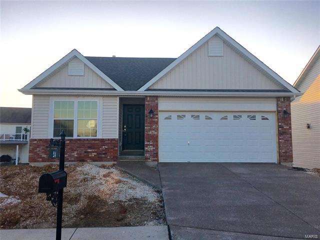 24 Silo (Lot 384A) Court, Wentzville, MO 63385 (#17095418) :: Clarity Street Realty