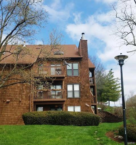 5100 Hollow Wood C, St Louis, MO 63128 (#17095832) :: Clarity Street Realty