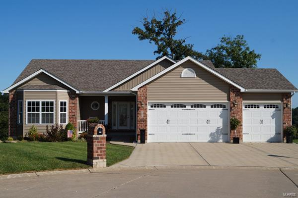 0 Remington Place -Brooke, Imperial, MO 63052 (#17096228) :: Barrett Realty Group