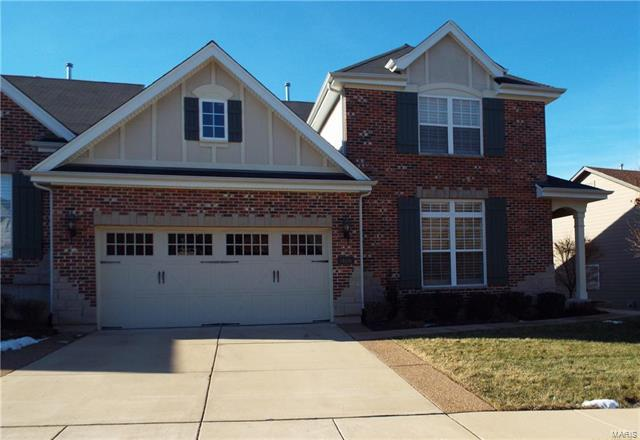 14616 Kendall Ridge Drive, Chesterfield, MO 63017 (#17096882) :: Clarity Street Realty