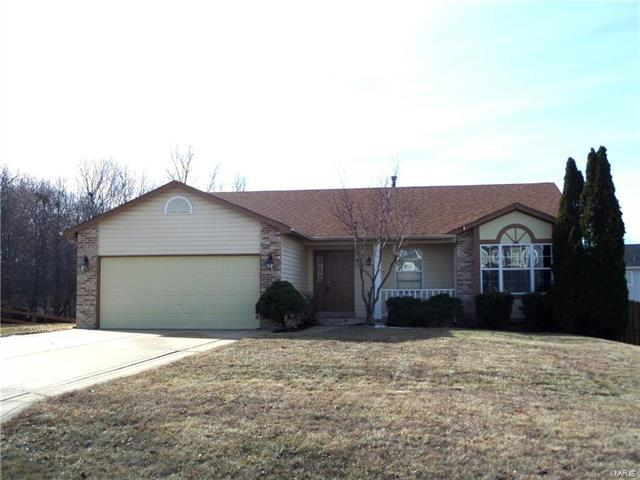 1125 Gibraltar Point Drive, Saint Charles, MO 63304 (#17097221) :: St. Louis Finest Homes Realty Group