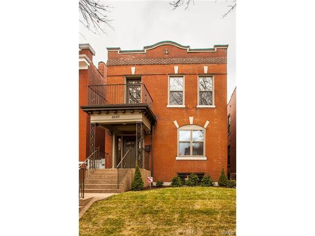 3837 Connecticut Street, St Louis, MO 63116 (#18000071) :: Sue Martin Team