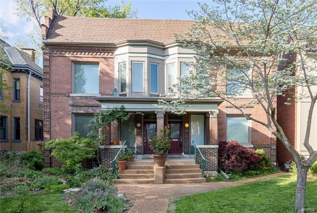 4415 Laclede Avenue #3, St Louis, MO 63108 (#18000492) :: Sue Martin Team