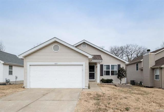 427 Xavier Court, Valley Park, MO 63088 (#18000638) :: The Becky O'Neill Power Home Selling Team