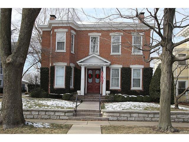 406 Prospect Street, Alton, IL 62002 (#18000661) :: Clarity Street Realty
