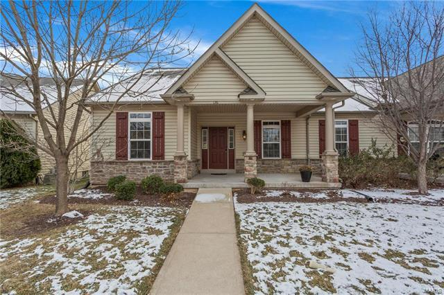 136 Scenic Pass Drive, Cottleville, MO 63376 (#18000761) :: Clarity Street Realty
