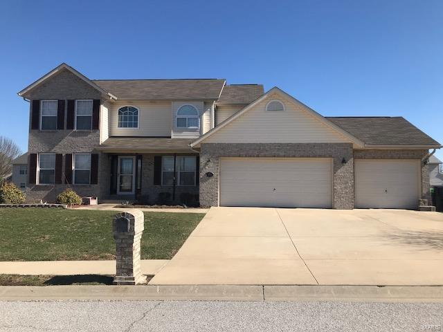 5324 Depaul, Fairview Heights, IL 62208 (#18001950) :: Fusion Realty, LLC