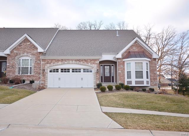619 Barrow Ridge Court, Ellisville, MO 63038 (#18001973) :: The Becky O'Neill Power Home Selling Team
