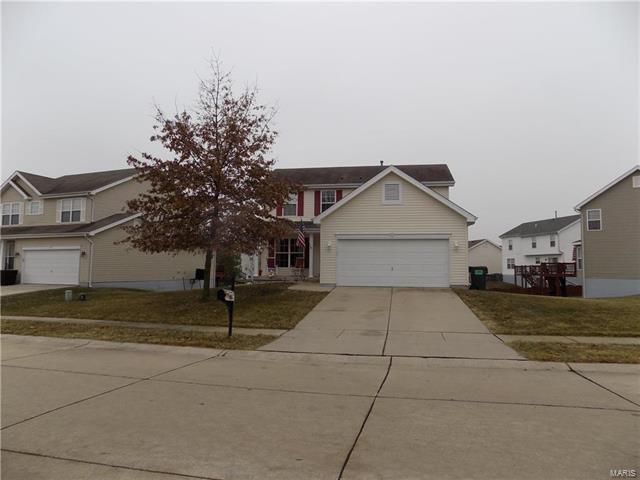 2877 Smokehouse Way, Belleville, IL 62221 (#18002085) :: Fusion Realty, LLC