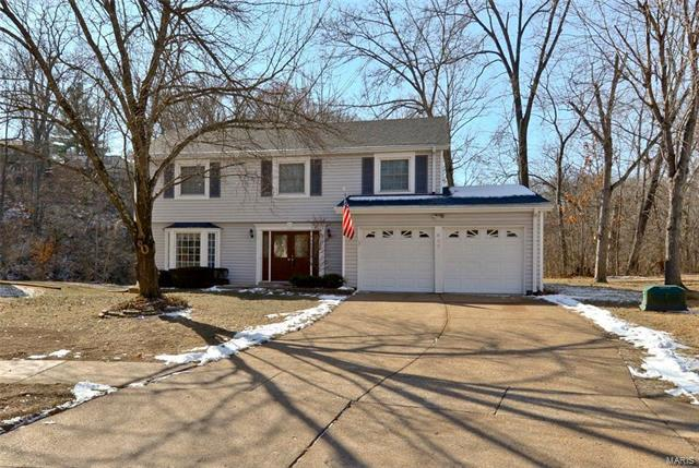 837 Mayfair Park Court, Manchester, MO 63021 (#18002852) :: The Becky O'Neill Power Home Selling Team