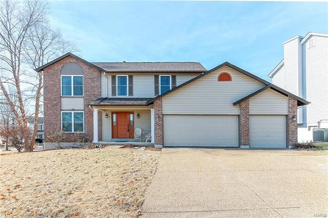 329 Quiet Country Drive, Saint Peters, MO 63376 (#18003406) :: St. Louis Finest Homes Realty Group