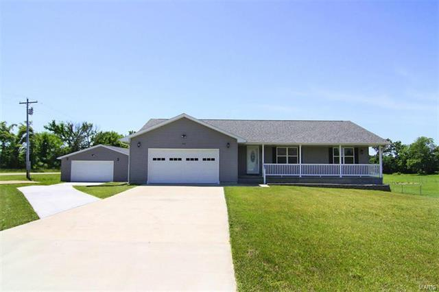 215 Moonlight Lane, Millersville, MO 63766 (#18005105) :: Sue Martin Team