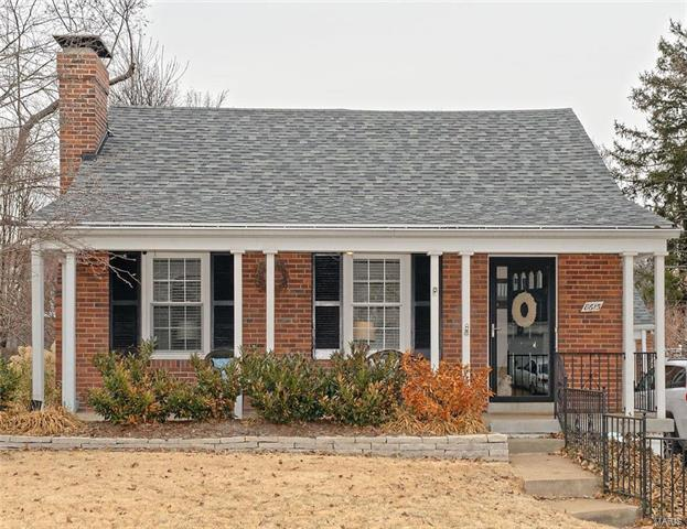 8615 Eulalie Avenue, St Louis, MO 63144 (#18007828) :: Clarity Street Realty