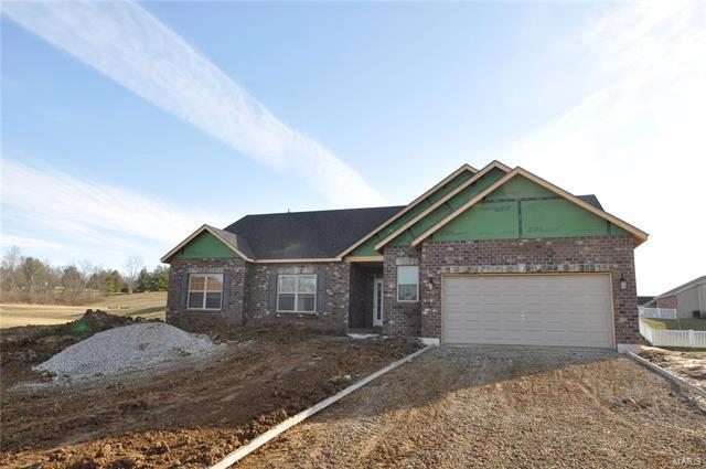 332 Carr Creek Drive, Columbia, IL 62236 (#18008139) :: Fusion Realty, LLC