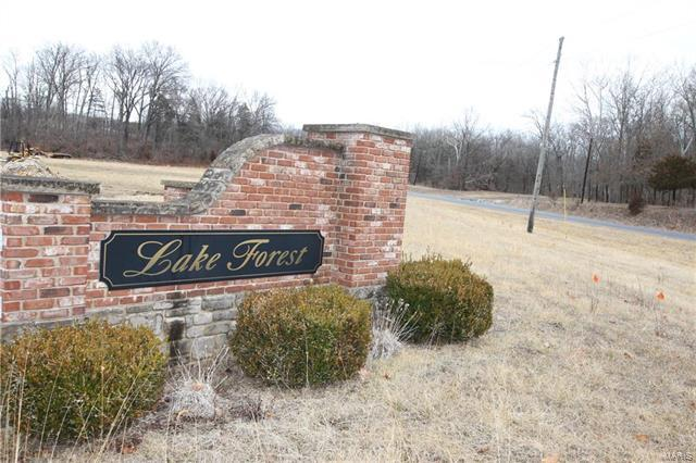 180 Lake Forest Drive, Troy, MO 63379 (#18009516) :: Holden Realty Group - RE/MAX Preferred