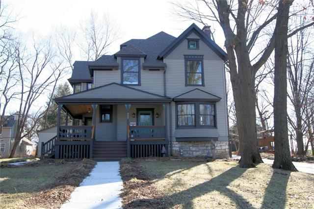 322 Clark Avenue, Webster Groves, MO 63119 (#18010429) :: St. Louis Realty
