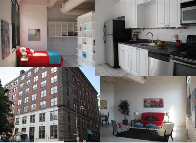 507 N 13th Street #610, St Louis, MO 63103 (#18014115) :: St. Louis Finest Homes Realty Group