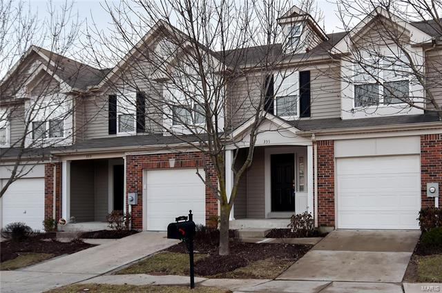 355 Montclair Tower Drive, Saint Charles, MO 63303 (#18014696) :: Clarity Street Realty