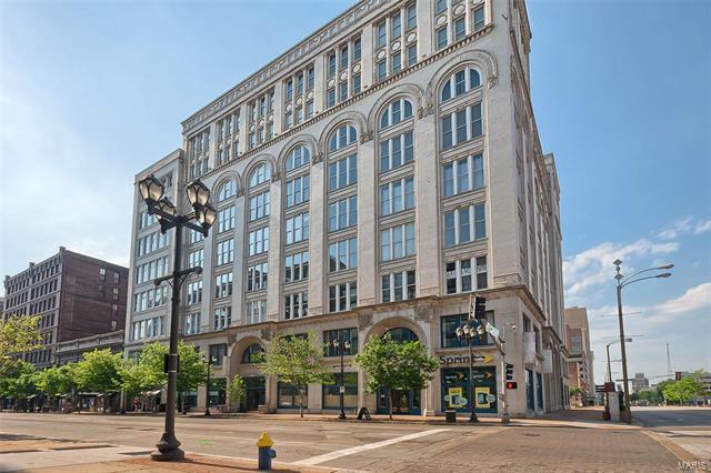 1136 Washington Avenue #801, St Louis, MO 63101 (#18014780) :: Sue Martin Team