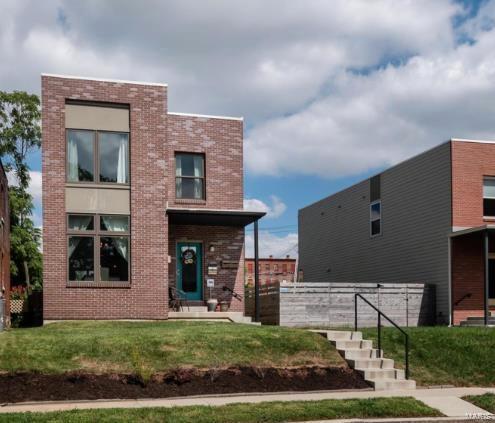 4207 Blaine Avenue, St Louis, MO 63110 (#18073802) :: PalmerHouse Properties LLC