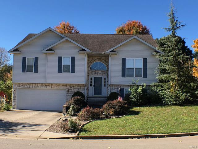 816 Oxford Drive, Rolla, MO 65401 (#18084950) :: Holden Realty Group - RE/MAX Preferred
