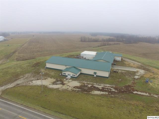 30402 State Highway 107, Griggsville, IL 62340 (#18095227) :: Fusion Realty, LLC