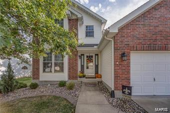 521 Highland View Drive, O'Fallon, IL 62269 (#19003947) :: Kelly Hager Group | TdD Premier Real Estate