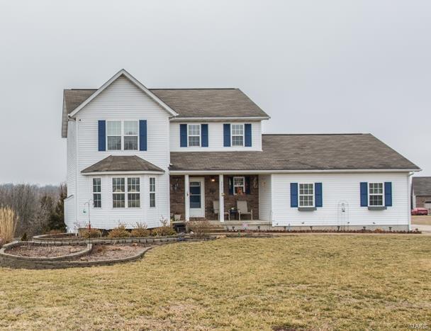 24035 Rich Lane, Waynesville, MO 65583 (#19014157) :: Matt Smith Real Estate Group