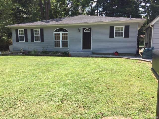 302 Debra Lane, SPARTA, IL 62286 (#19028866) :: Kelly Hager Group | TdD Premier Real Estate