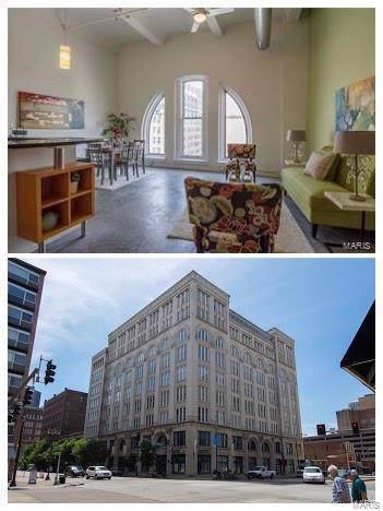 1136 Washington Avenue #706, St Louis, MO 63101 (#19036245) :: RE/MAX Professional Realty
