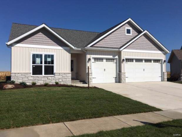 7121 Richmond Drive, Glen Carbon, IL 62034 (#19074657) :: Realty Executives, Fort Leonard Wood LLC