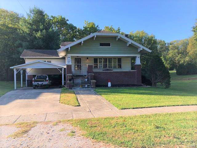 420 E 5th, RAMSEY, IL 62080 (#19077333) :: Clarity Street Realty