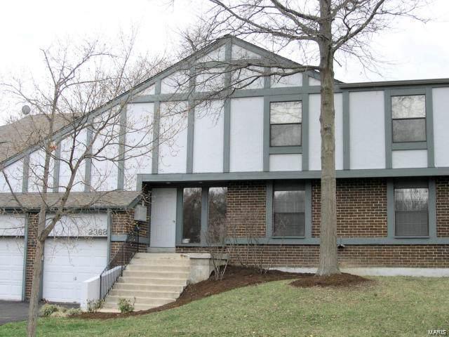 2368 Seven Pines #6, St Louis, MO 63146 (#19083063) :: Hartmann Realtors Inc.