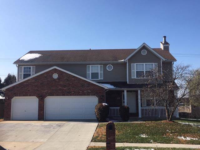 1121 River Birch, O'Fallon, IL 62269 (#19083656) :: Kelly Hager Group | TdD Premier Real Estate