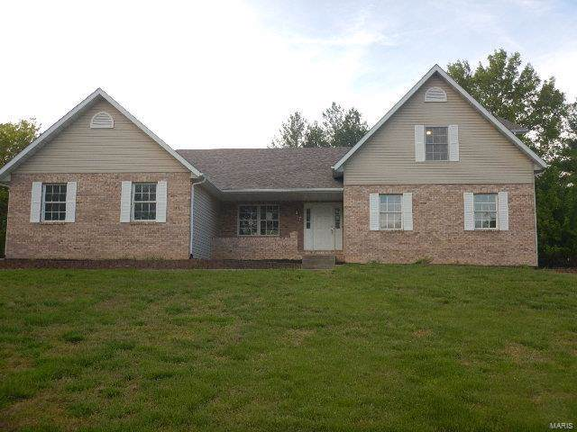 7 Country Lane, Columbia, IL 62236 (#19084859) :: Fusion Realty, LLC