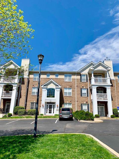 1163 Mill Crossing Drive #206, St Louis, MO 63141 (#19087479) :: Clarity Street Realty