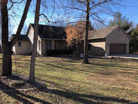 2011 Lake View Drive, Vandalia, IL 62471 (#20001657) :: The Becky O'Neill Power Home Selling Team