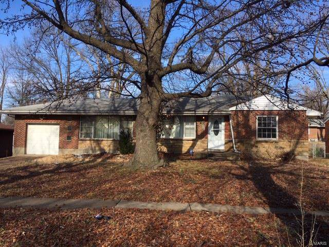 1201 Chambers, Bellefontaine Nghbrs, MO 63137 (#20003032) :: St. Louis Finest Homes Realty Group