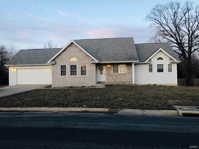 101 Summit Pass, Waynesville, MO 65584 (#20009641) :: Matt Smith Real Estate Group