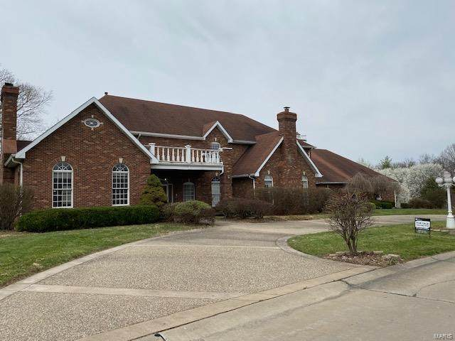 303 Woodmere, Saint Charles, MO 63303 (#20019861) :: St. Louis Finest Homes Realty Group