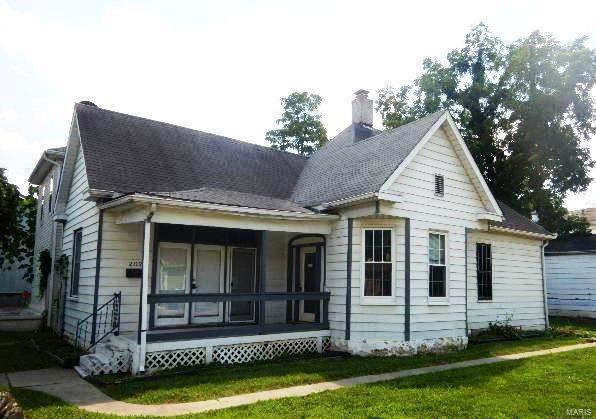 202 E 2nd Street, De Soto, MO 63020 (#20052961) :: Matt Smith Real Estate Group