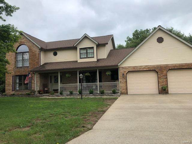 3525 Mallard, Cape Girardeau, MO 63701 (#20054991) :: The Becky O'Neill Power Home Selling Team