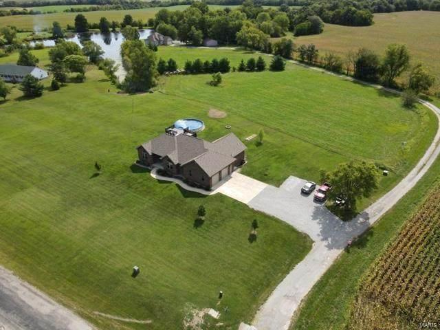 13908 Schuster Road, POCAHONTAS, IL 62275 (#20064034) :: Fusion Realty, LLC