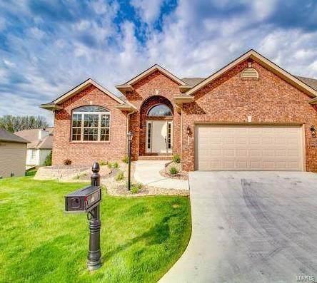 124 Meredith Lane, Glen Carbon, IL 62034 (#20076945) :: Matt Smith Real Estate Group
